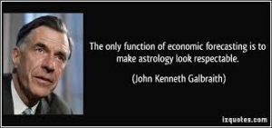 The new astrology? Where most Econ departments are headed  - Dead